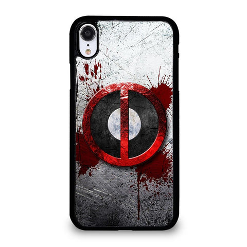 DEADPOOL RESOLUTION BLOOD MARVEL-iphone-xr-case