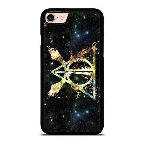 DEATHLY HALLOWS HARRY POTTER ICON-iphone-8-case