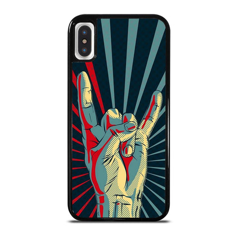 DEMON FINGER SYTLE iPhone X / XS Case