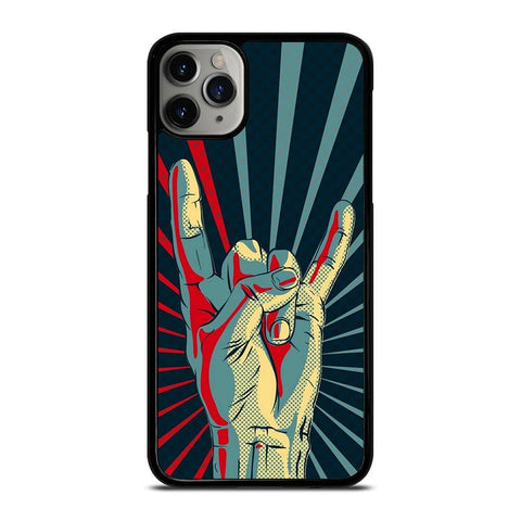 DEMON FINGER SYTLE iPhone 11 Pro Max Case