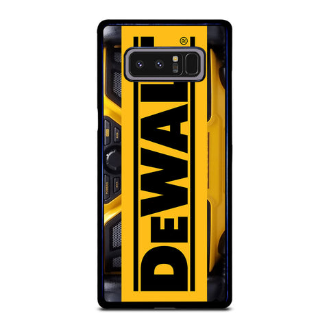 DEWALT BLUETOOTH SPEAKER Samsung Galaxy Note 8 Case