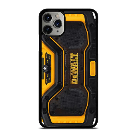 DEWALT BLUETOOTH RADIO-iphone-11-pro-max-case