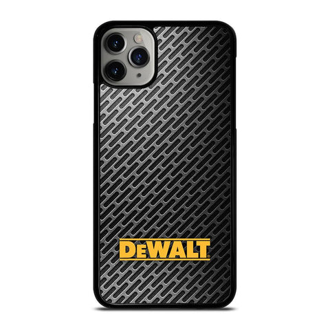 DEWALT LOGO METAL 2 iPhone 11 Pro Max Case