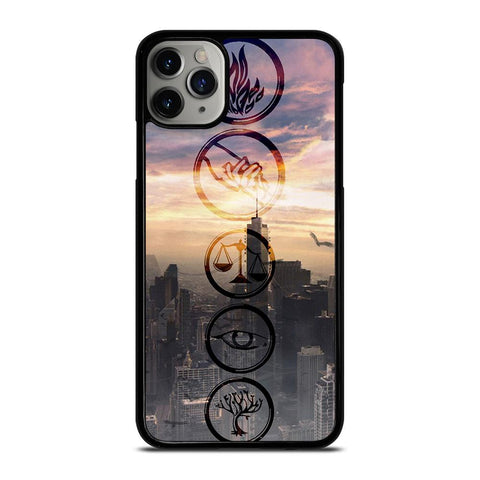 DIVERGENT AMITY-iphone-11-pro-max-case