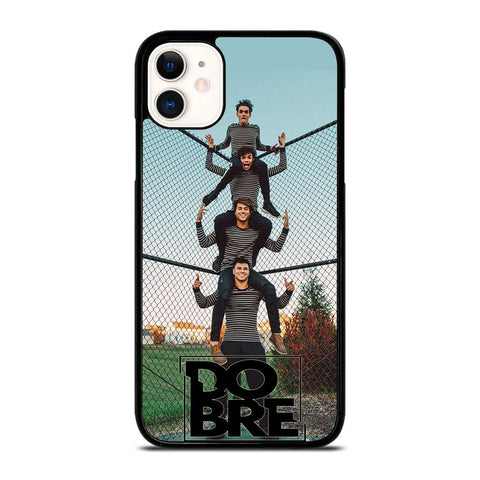DOBRE BROTHERS 3 iPhone 11 Case