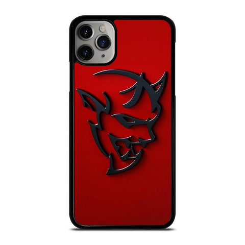 DODGE DEMON LOGO RED iPhone 11 Pro Max Case