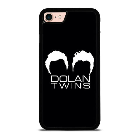 DOLAN TWINS CARTOON DRAWING-iphone-8-case