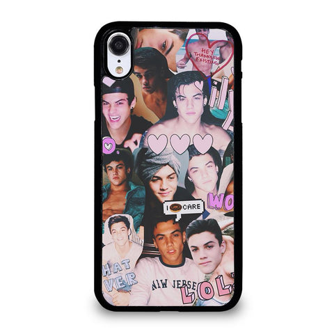 DOLAN TWINS COLLAGE-iphone-xr-case