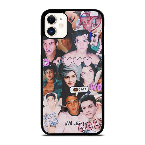 DOLAN TWINS COLLAGE iPhone 11 Case
