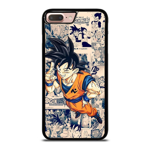 DRAGON BALL COMIC SON GOKU iPhone 8 Plus Case