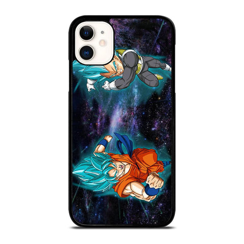 DRAGON BALL SUPER SAIYAN BLUE GOKU VEGETA iPhone 11 Case
