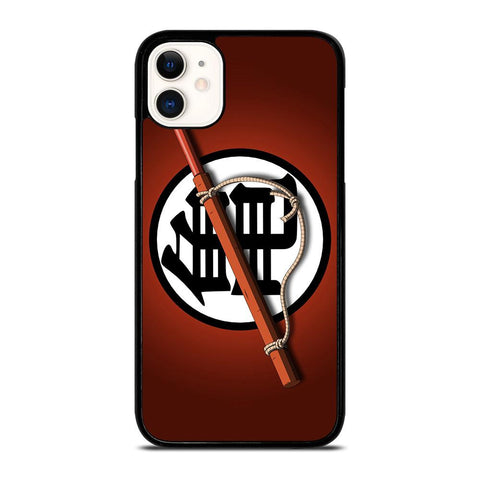 DRAGON BALL Z SYMBOL iPhone 11 Case