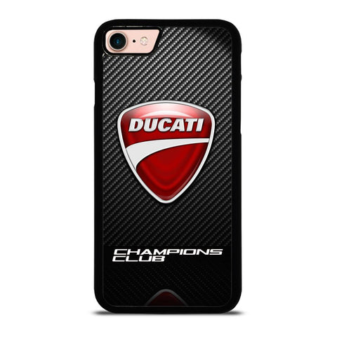 DUCATI LOGO CORSE MOTOGP-iphone-8-case
