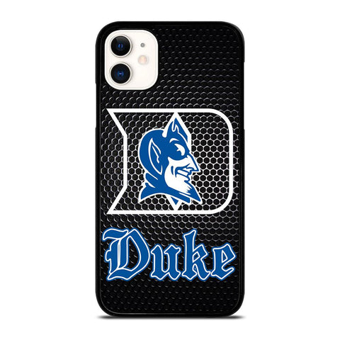 DUKE BLUE DEVILS COLLEGE iPhone 11 Case