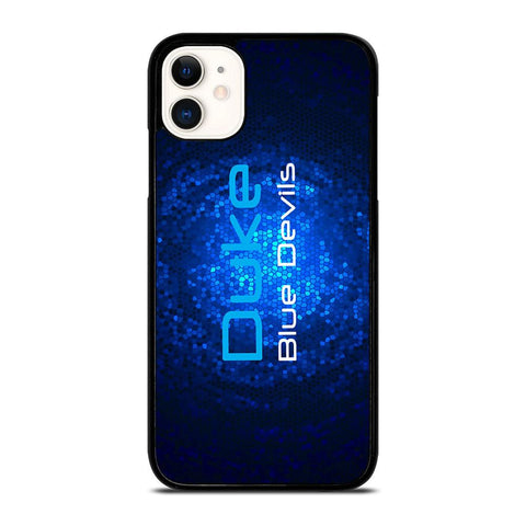 DUKE BLUE DEVILS iPhone 11 Case