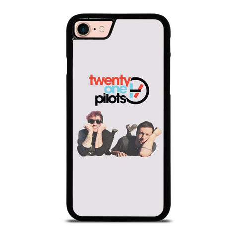 DUO TWENTY ONE PILOTS-iphone-8-case
