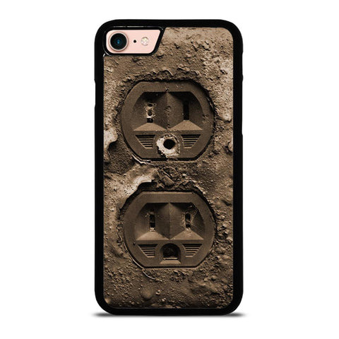 ELECTRIC OUTLET-iphone-8-case