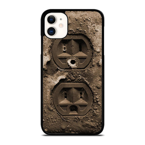 ELECTRIC OUTLET iPhone 11 Case