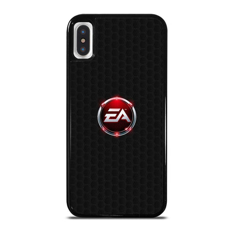 ELECTRONIC ART EA LOGO CARBON iPhone X / XS Case