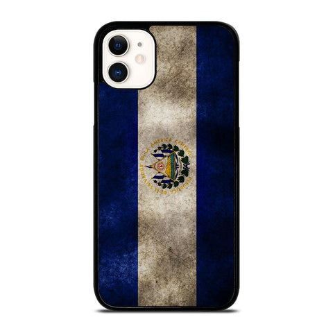 EL SALVADOR SYMBOL iPhone 11 Case
