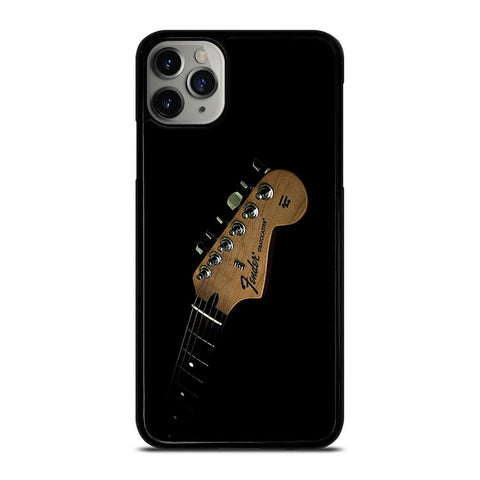 FENDER GUITAR NECK LOGO iPhone 11 Pro Max Case