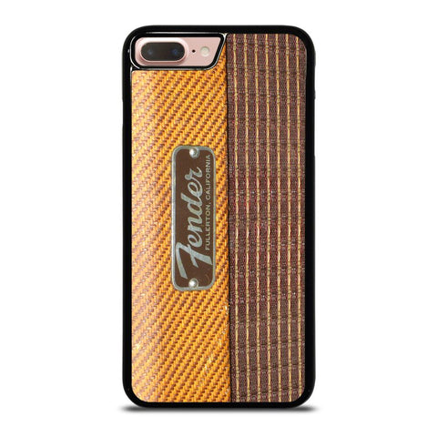 FENDER GUITAR AMPLIFIER 4 iPhone 8 Plus Case