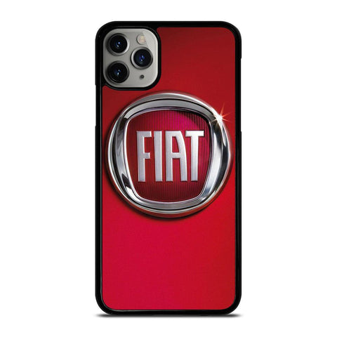 FIAT LOGO RED iPhone 11 Pro Max Case