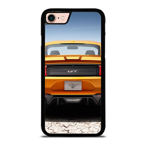 FORD MUSTANG GT SPOILER-iphone-8-case