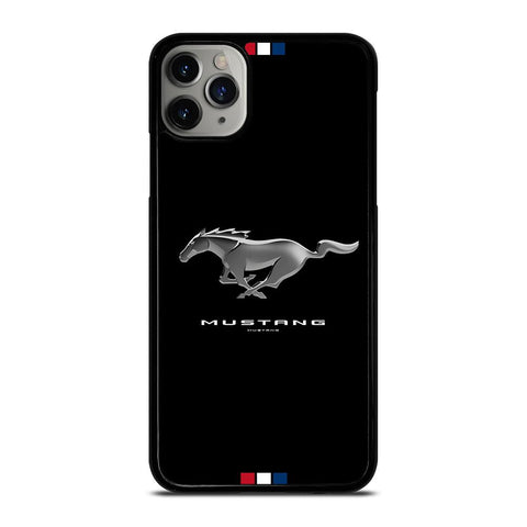 FORD MUSTANG LOGO 3-iphone-11-pro-max-case