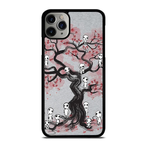 FOREST SPIRIT PRINCESS MONONOKE-iphone-11-pro-max-case