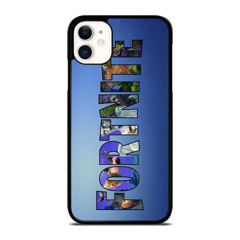 FORTNITE BATTLE ROYALE iPhone 11 Case