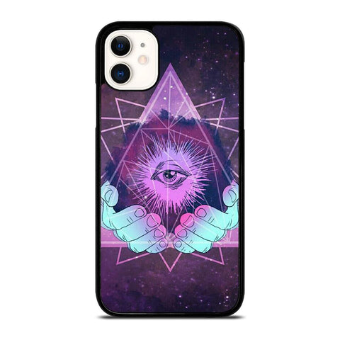 GALAXY ILLUMINATI iPhone 11 Case