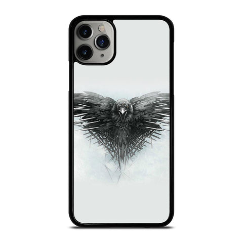 GAME OF THRONES CROW-iphone-11-pro-max-case