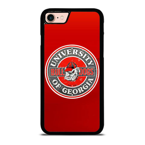 GEORGIA BULLDOGS UGA UNIVERSITY-iphone-8-case