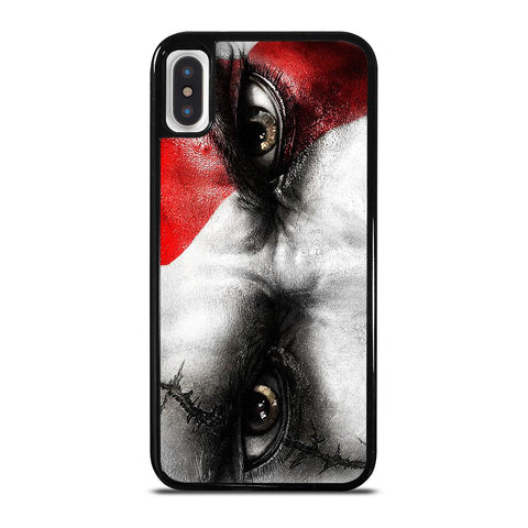 GOD OF WAR KRATOS EYE iPhone X / XS Case