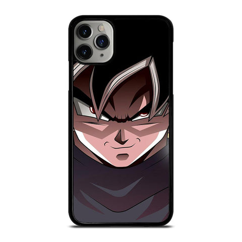 GOKU BLACK DRAGON BALL iPhone 11 Pro Max Case