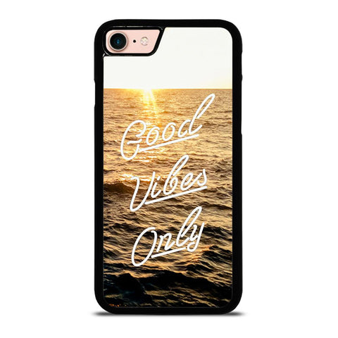 GOOD VIBES ONLY-iphone-8-case