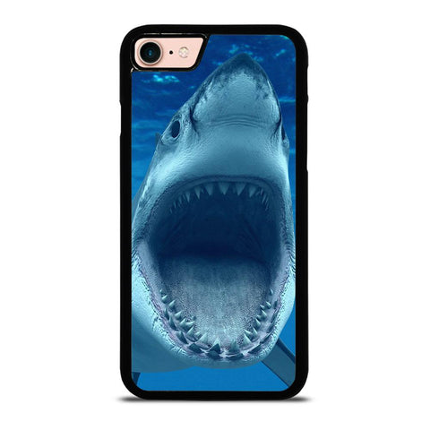 GREAT WHITE SHARK-iphone-8-case