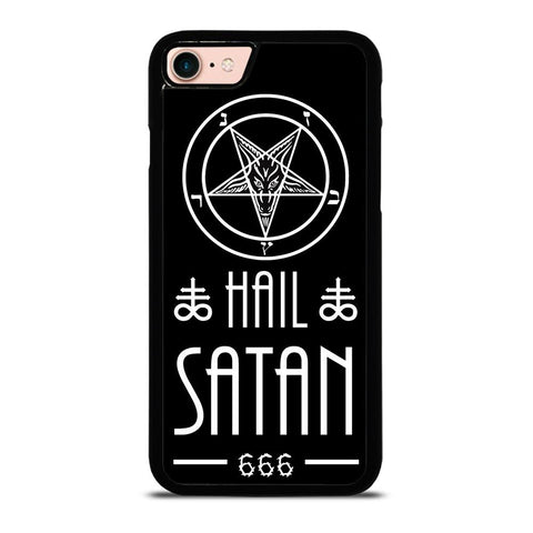 HAIL SATAN 666-iphone-8-case