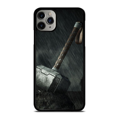 HAMMER OF THOR-iphone-11-pro-max-case