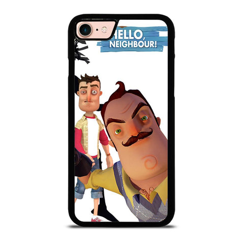 HELLO NEIGHBOUR-iphone-8-case