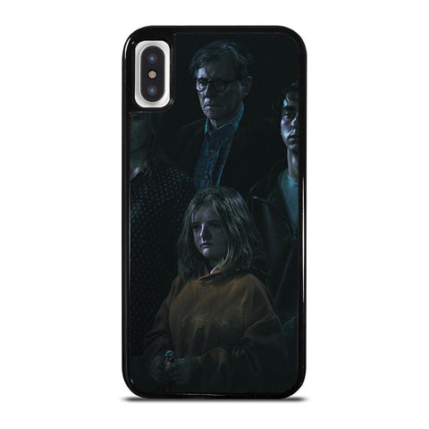 HEREDITARY CHARACTER DARK FADE iPhone X / XS Case