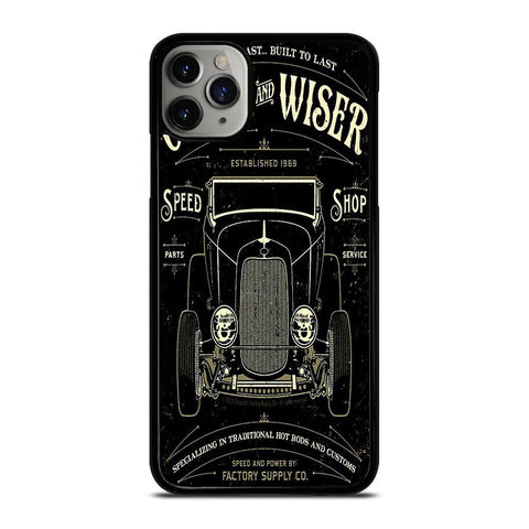 HOT RODS FACTORY VINTAGE RETRO CAR-iphone-11-pro-max-case