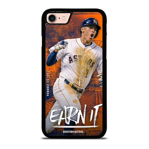 HOUSTON ASTROS CARLOS CORREA-iphone-8-case