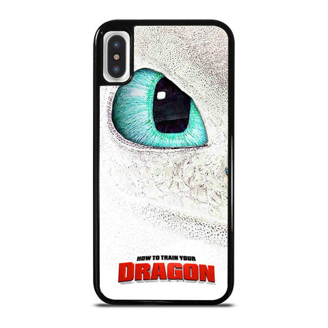 HOW TO TRAIN YOUR DRAGON MOVIE 3 LIGHTFURY iPhone X / XS Case