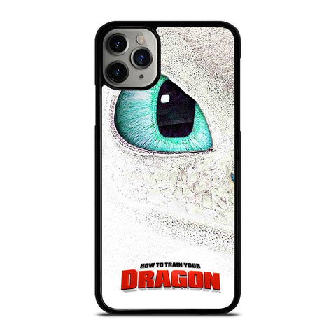 HOW TO TRAIN YOUR DRAGON MOVIE 3 LIGHTFURY iPhone 11 Pro Max Case