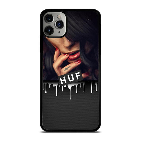 HUF GIRL ILLUSTRATION iPhone 11 Pro Max Case