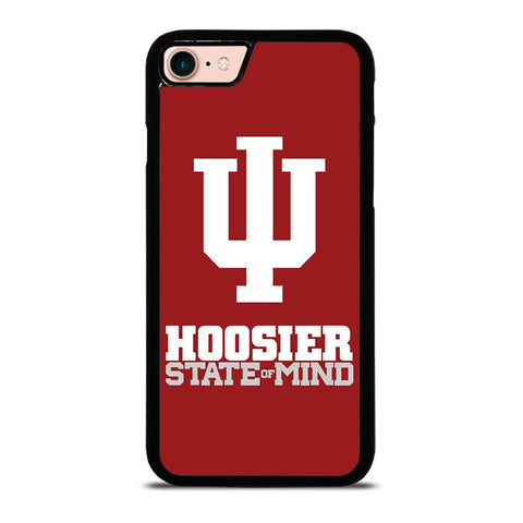 INDIANA HOOSIER STATE OF MIND-iphone-8-case
