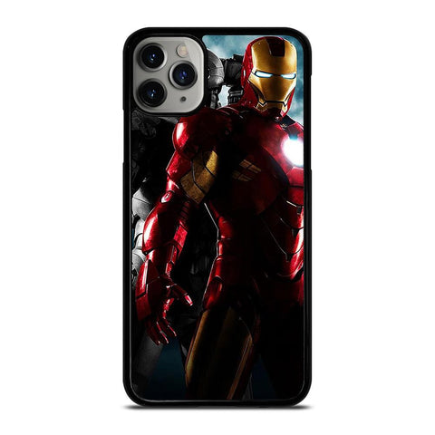 IRON MAN BLACK RED iPhone 11 Pro Max Case