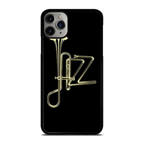 JAZZ MUSIC TRUMPET iPhone 11 Pro Max Case